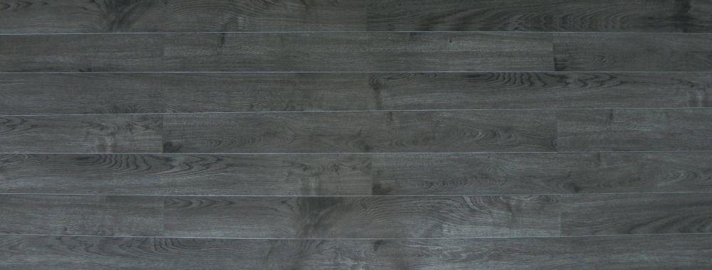 Charcoal Oak, Glueless Laminate Flooring