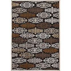 Artistic Weavers Azusa Black 7 ft. 6-inch x 10 ft. 6-inch Indoor Transitional Rectangular Area Rug