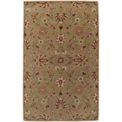 Artistic Weavers Vaire Gold 3 ft. 3-inch x 5 ft. 3-inch Indoor Transitional Rectangular Area Rug