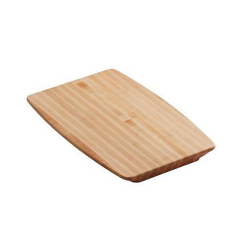 KOHLER Cape Dory Hardwood Cutting Board