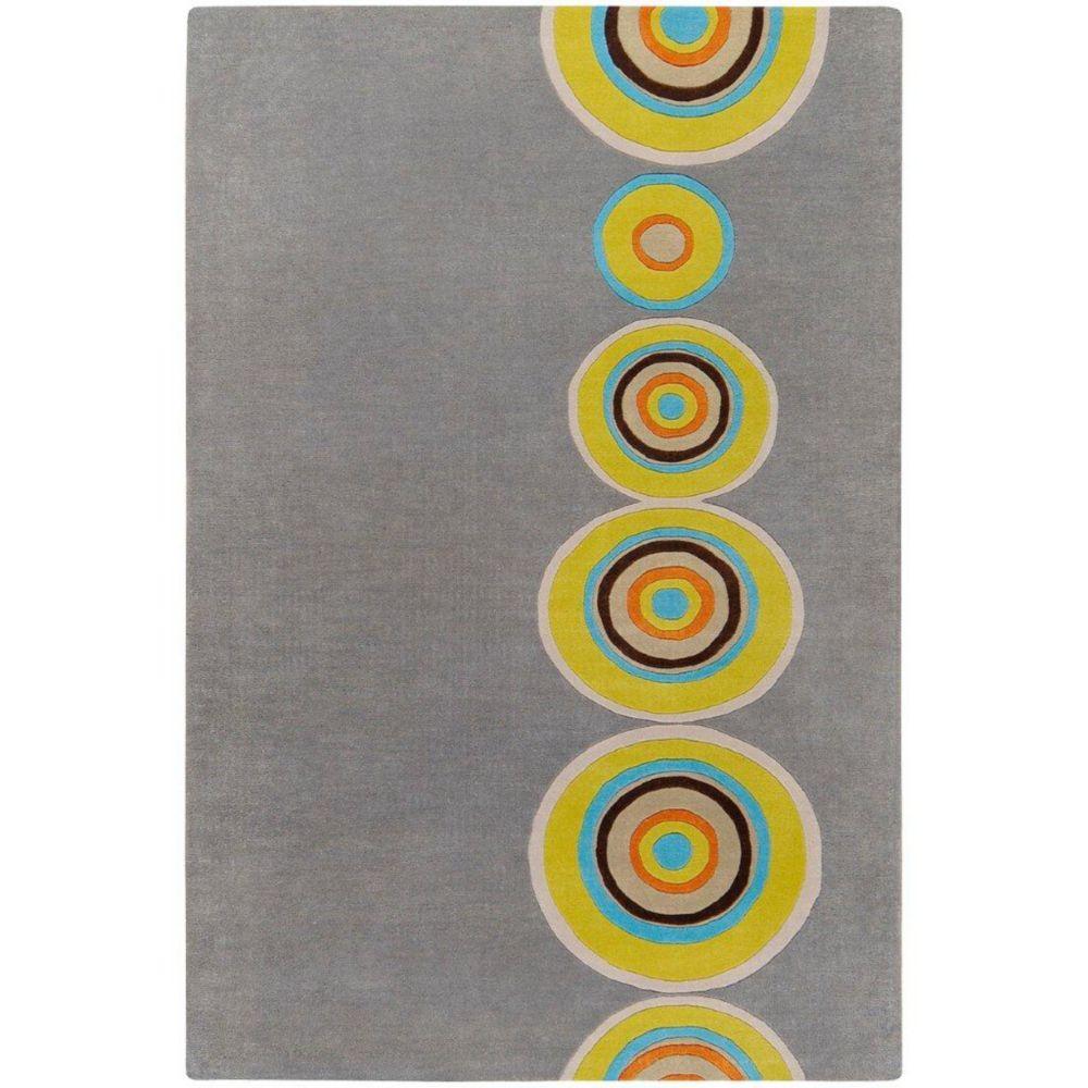 Artistic Weavers Pannece Grey 3 ft. 3-inch x 5 ft. 3-inch Indoor Contemporary Rectangular Area Rug