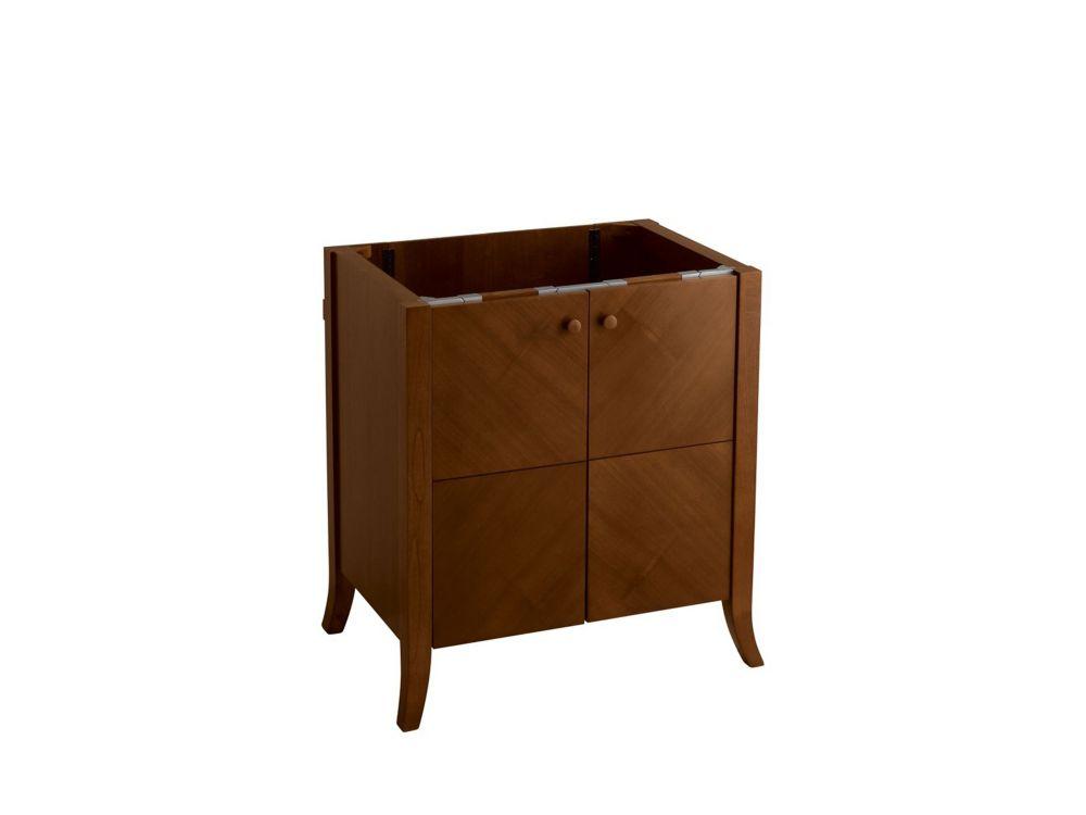 Cutler Kitchen & Bath Boardwalk 48-Inch Vanity Cabinet In