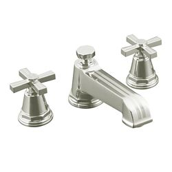KOHLER Robinetterie de baignoire Pinstripe®, montage en surface, pour robinet a haut debit