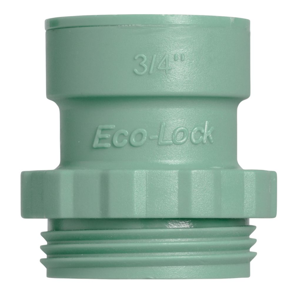 3/4 Inch Eco-Lock x MBT Trans Adapt