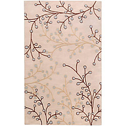 Artistic Weavers Anaheim Off-White 7 ft. 6-inch x 9 ft. 6-inch Indoor Transitional Rectangular Area Rug
