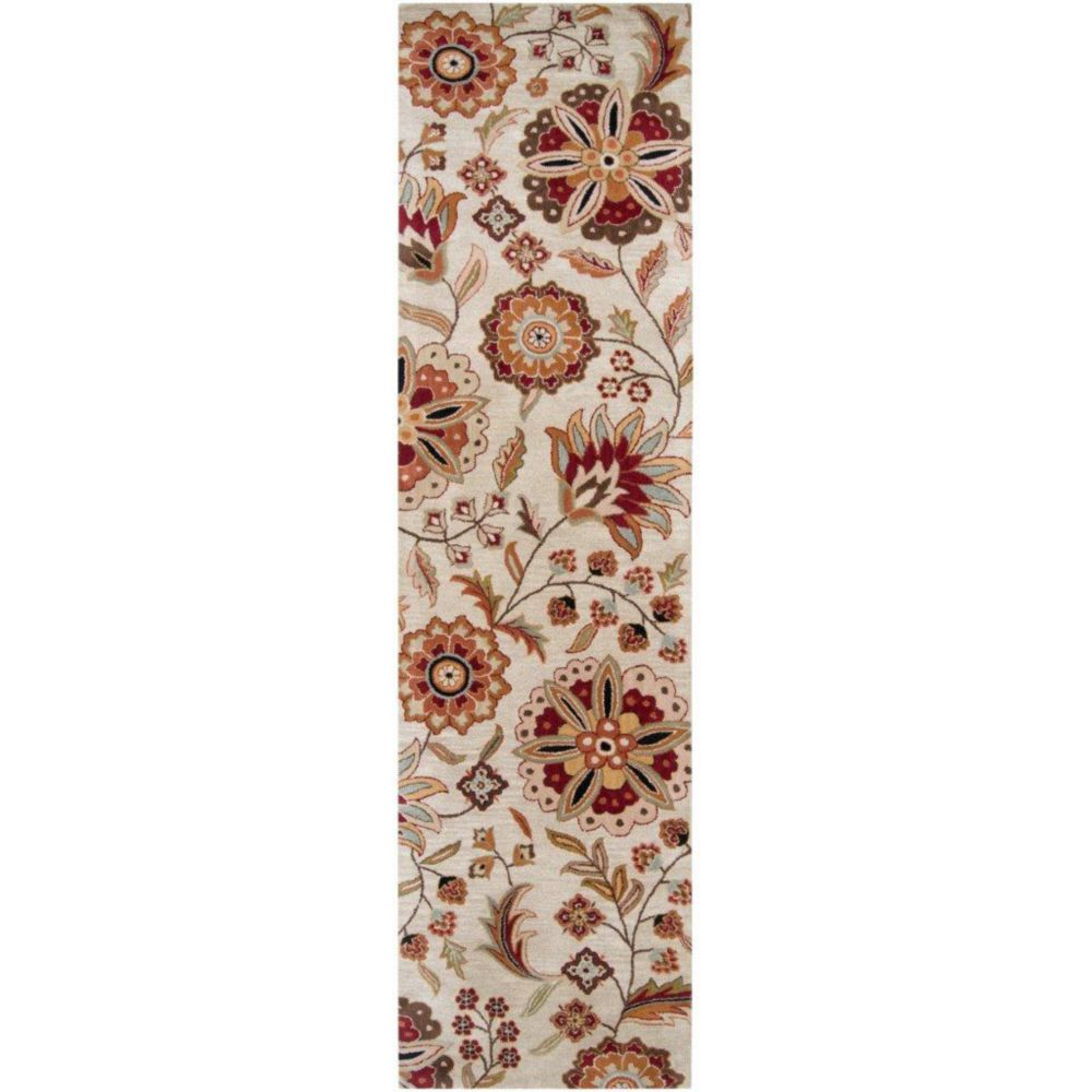 Artistic Weavers Antioch Brown 2 ft. 6-inch x 8 ft. Indoor Transitional Runner