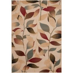 Artistic Weavers Edmonton Beige Tan 4 ft. x 5 ft. 5-inch Indoor Transitional Rectangular Area Rug
