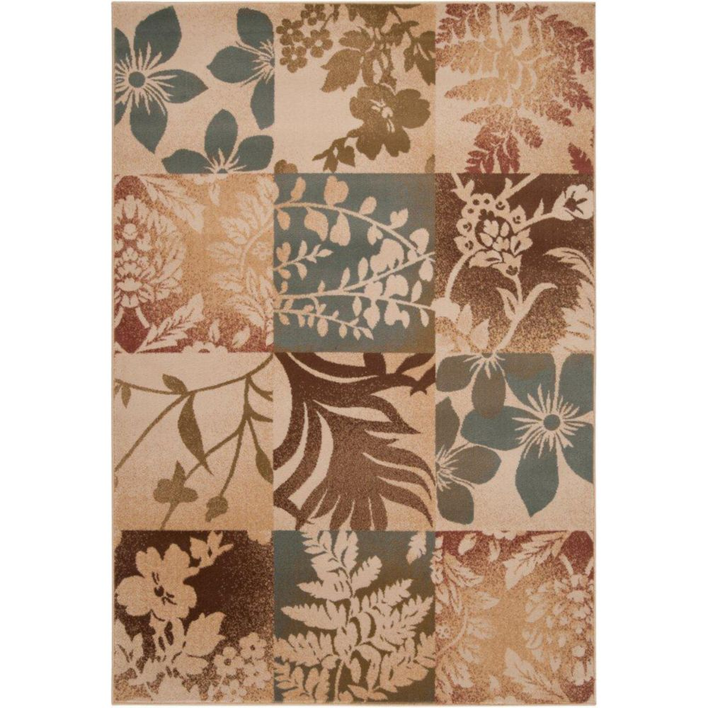 Artistic Weavers Armstrong Brown 10 ft. x 13 ft. Indoor Transitional Rectangular Area Rug