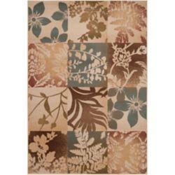 Artistic Weavers Carpette d'intérieur, 10 pi x 13 pi, style transitionnel, rectangulaire, brun Armstrong