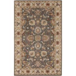 Artistic Weavers Carpette, 10 pi x 14 pi, style traditionnel, rectangulaire, havane Berkeley