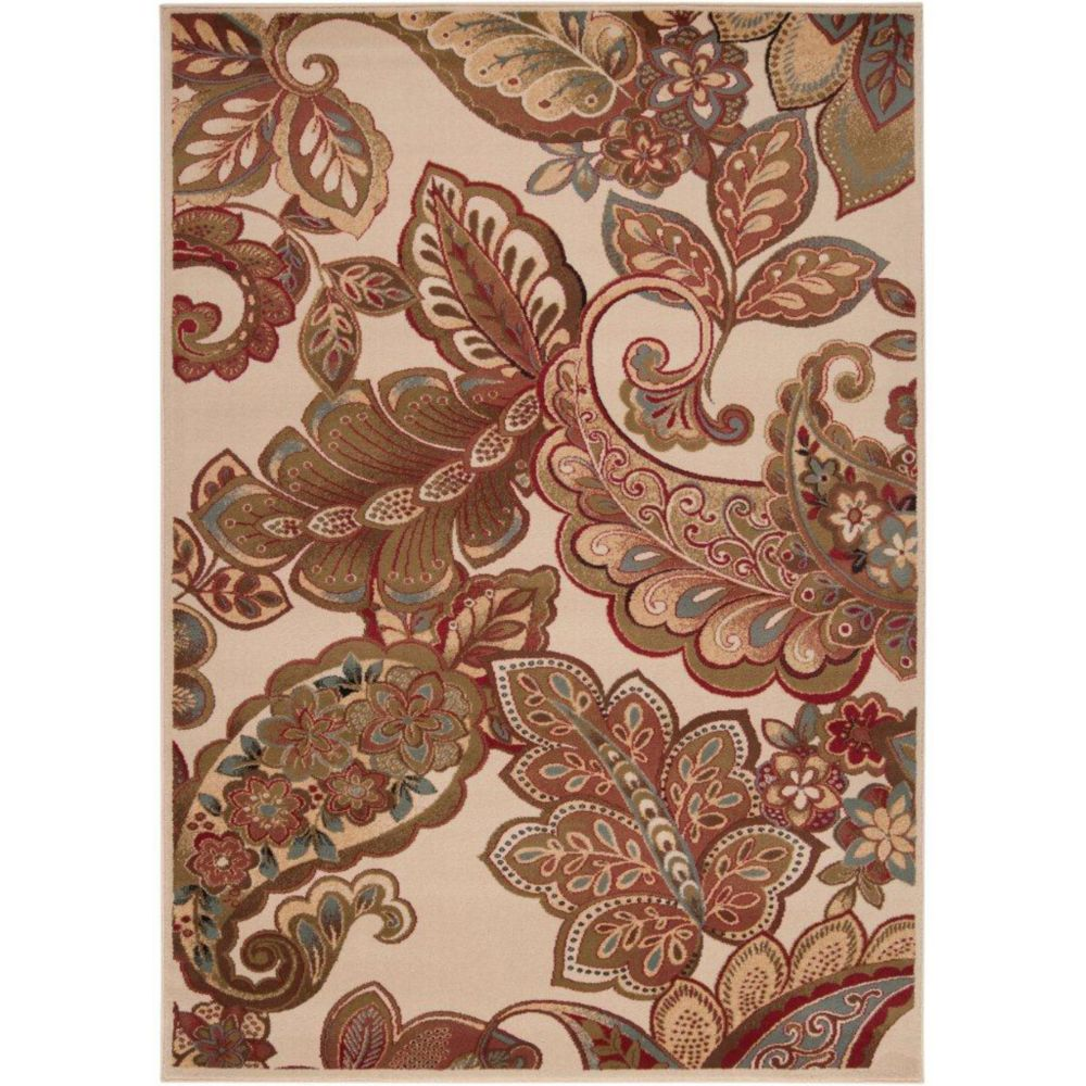 Artistic Weavers Burnaby Brown 2 ft. x 7 ft. 5-inch Indoor Transitional Runner