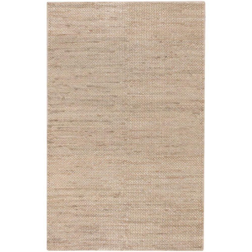 Coquitlam Natural Jute 2 Feet x 3 Feet Accent Rug