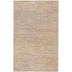 Artistic Weavers Carpette d'intérieur, 5 pi x 8 pi, tissage texturé, rectangulaire, havane Coquitlam
