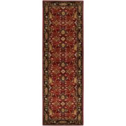 Artistic Weavers Calistoga Red 2 ft. 6-inch x 8 ft. Indoor Traditional Runner