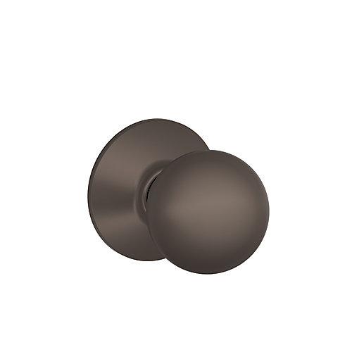 F10Orb613 Orbit Oil-Rubbed Bronze Passage Knob