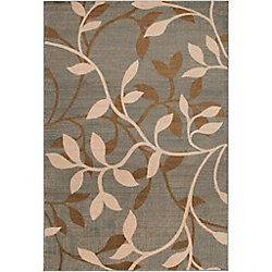 Artistic Weavers Leduc Grey 2 ft. x 7 ft. 5-inch Indoor Transitional Runner