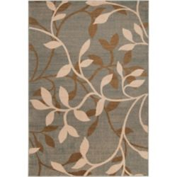 Artistic Weavers Leduc Grey 6 ft. 6-inch x 9 ft. 8-inch Indoor Transitional Rectangular Area Rug