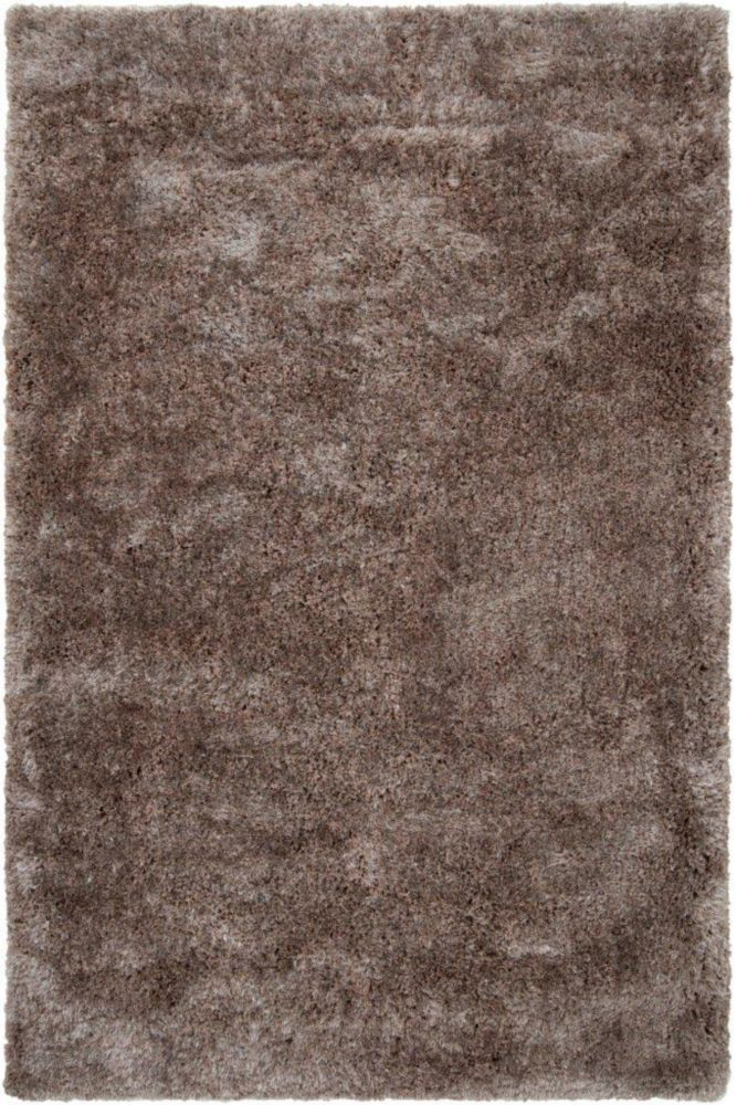 Talmas Taupe Polyester 8 Ft. x 10 Ft. Area Rug