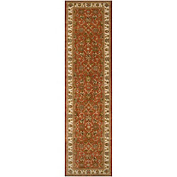 Artistic Weavers Paillet Orange 2 ft. 6-inch x 8 ft. Indoor Traditional Runner
