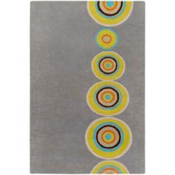 Artistic Weavers Pannece Grey 8 ft. x 11 ft. Indoor Contemporary Rectangular Area Rug