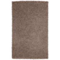 Artistic Weavers Quesnel Brown 9 ft. x 13 ft. Indoor Shag Rectangular Area Rug