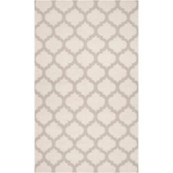 Artistic Weavers Carpette d'intérieur, 8 pi x 11 pi, style contemporain, rectangulaire, blanc cassé Saffre