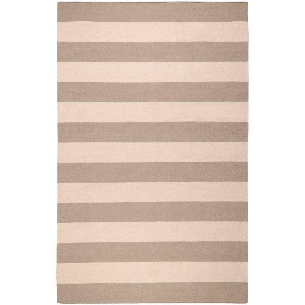 Tabanac Gray Wool 2 Ft. x 3 Ft. Accent Rug