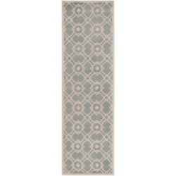 Artistic Weavers Taintrux Grey 2 ft. 6-inch x 8 ft. Indoor Contemporary Runner