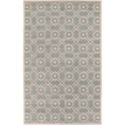 Artistic Weavers Carpette d'intérieur, 3 pi 3 po x 5 pi 3 po, style contemporain, rectangulaire, gris Taintrux