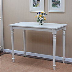 Antique White Hawthorne Bar