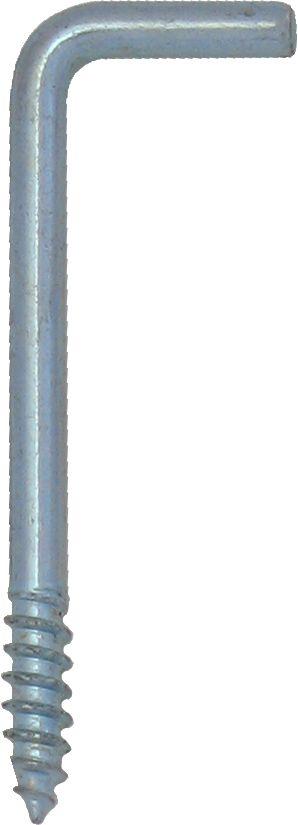 1-3/8 Inch  Zinc Cornice Hook 8pk