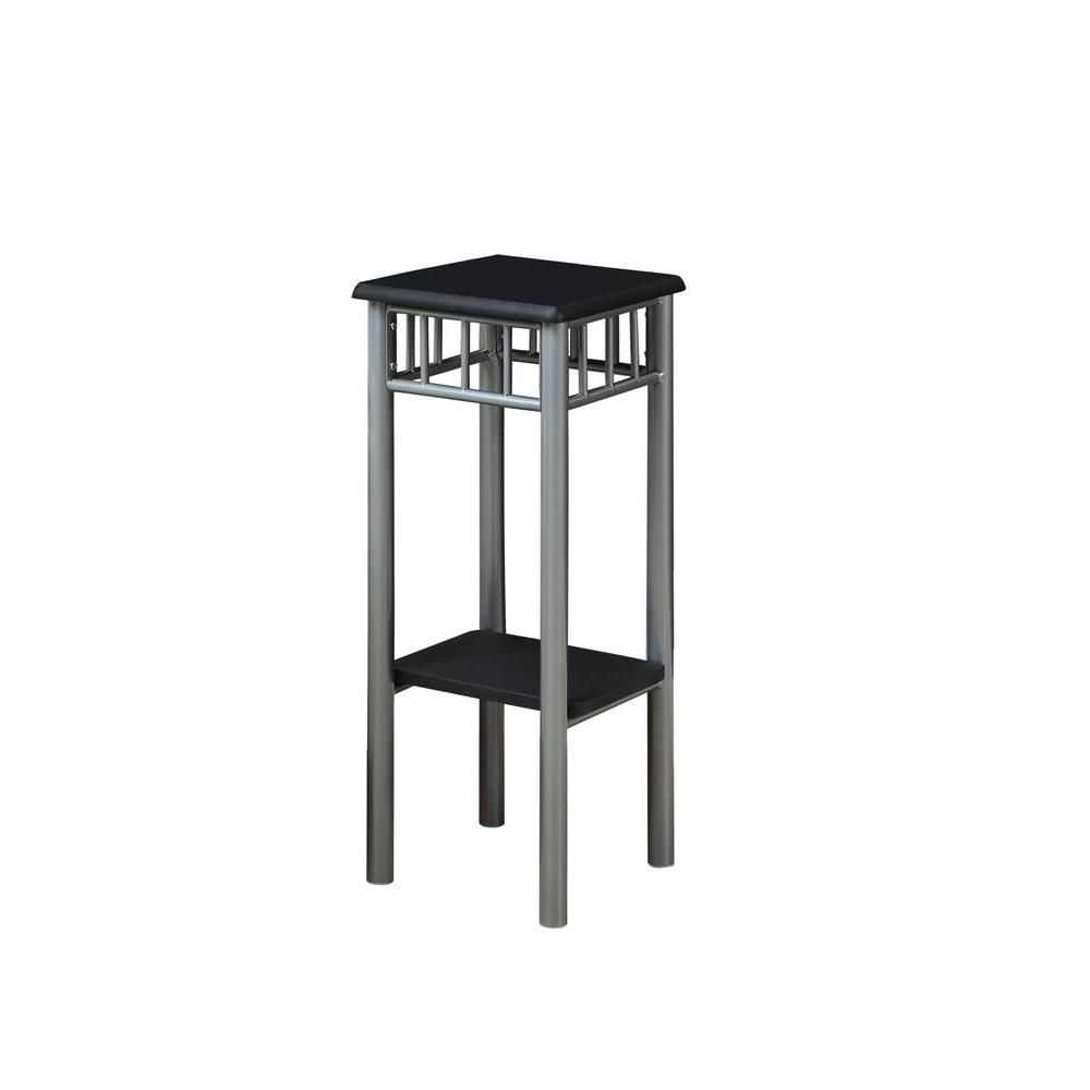 Accent Table - Black / Silver Metal I 3094 in Canada