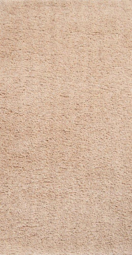 Wallers Parchment Polyester 2 Ft. 3 In. x 8 Ft. Area Rug
