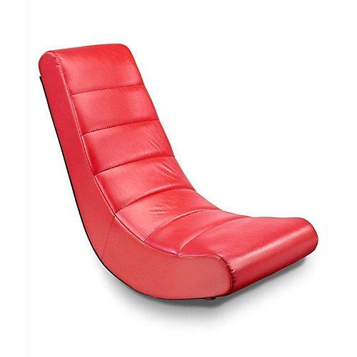 Classic Red Adult Video Rocker