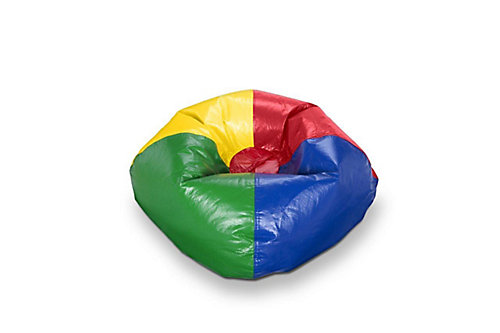 96 Inch Bean Bag Chair In Multi Colour