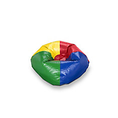 96-inch Bean Bag Chair in Multi Colour