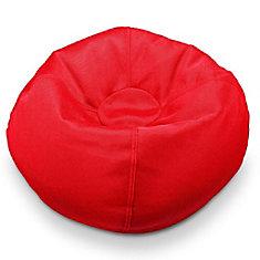 Cherry Red Mesh Bean Bag - 96 Inch