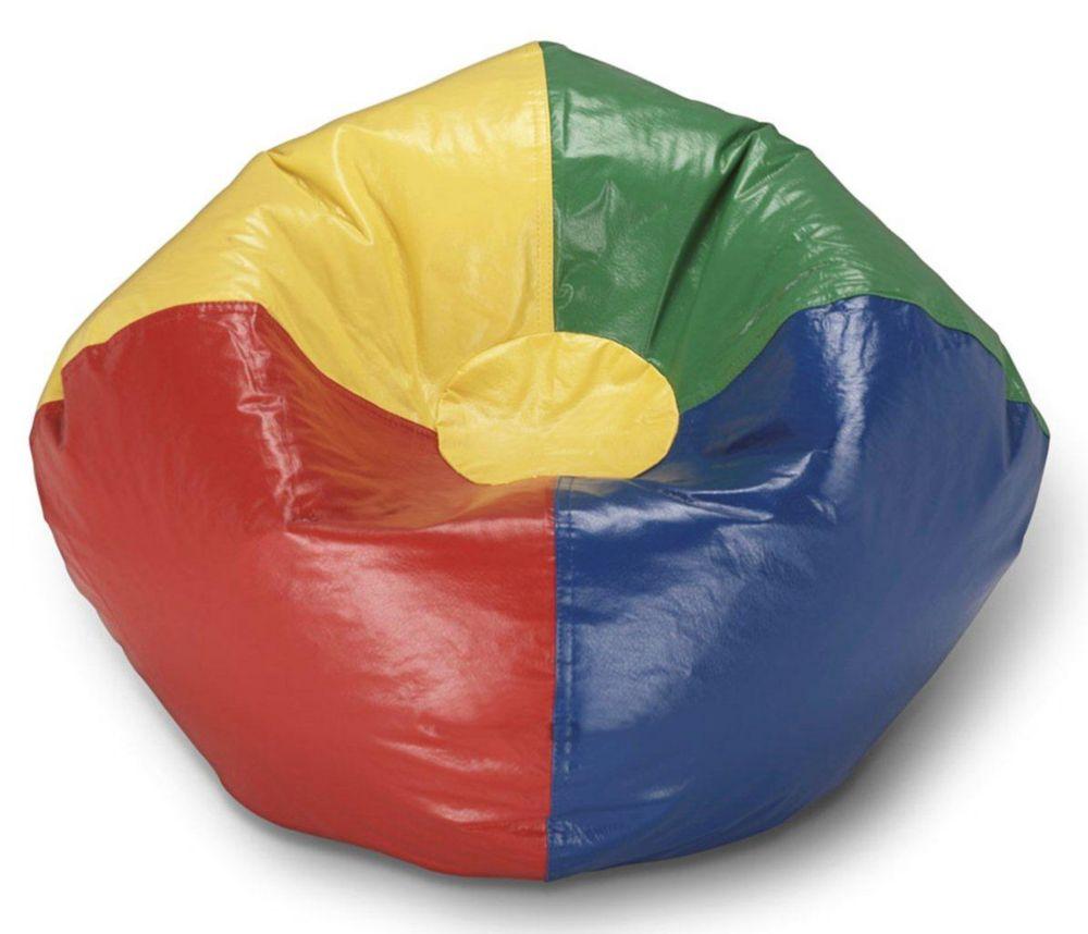 98 Inch Bean Bag Chair In Multi Colour
