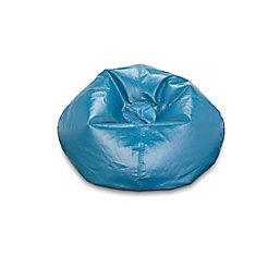 Teal Matte Bean Bag - 98 Inches