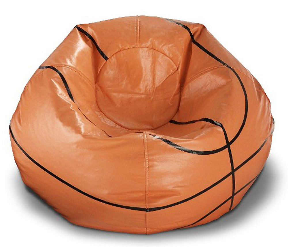 Ace Casual Furniture Basketball Bean Bag The Home Depot Canada