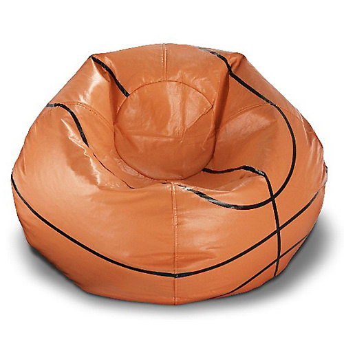 Fauteuil poire basketball