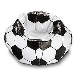 Ace Casual Furniture 96-inch Soccer Ball Bean Bag Chair