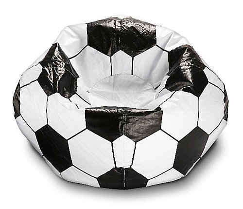 96 Inch Soccer Ball Bean Bag Chair