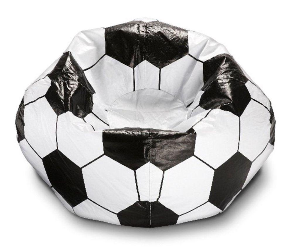 Fauteuil poire soccer - 96 pouces