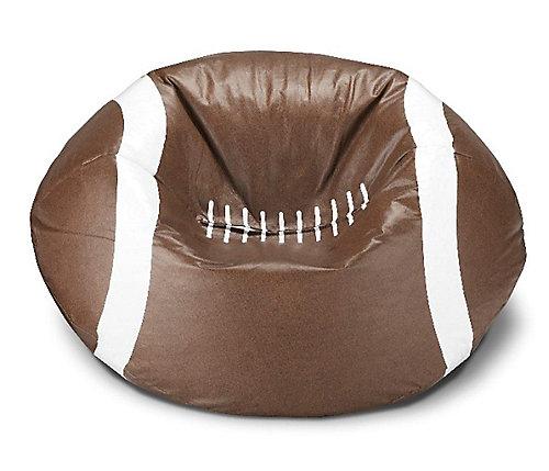 96 Inch Football Bean Bag Chair