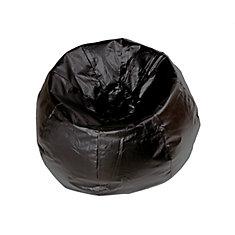 Jumbo 132 Inch Bean Bag Chair In Black