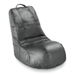 Ace Casual Furniture Video Bag Chair in Black