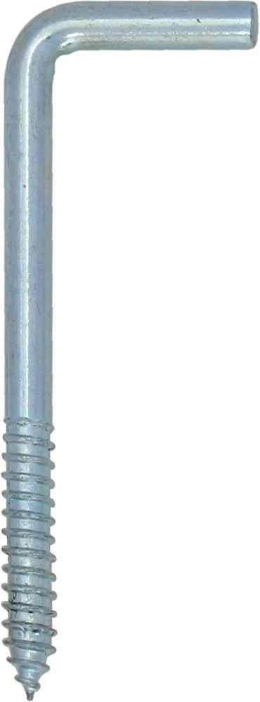 2-1/4 Inch  Zinc Cornice Hook 3pk
