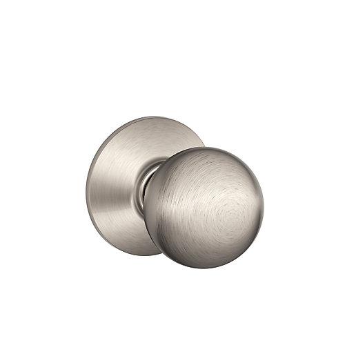 Orbit Satin Nickel Passage Hall/Closet Door Knob