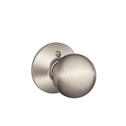 Orbit Satin Nickel Dummy Door Knob